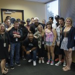 Joell Ortiz at Full Sail University