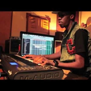 "AYO *Producer of Lil'Wayne's ""JOHN"" Beat Session"